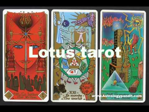 free tarot reading online accurate lotus