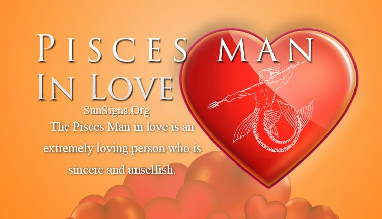 dating a pisces man horoscope