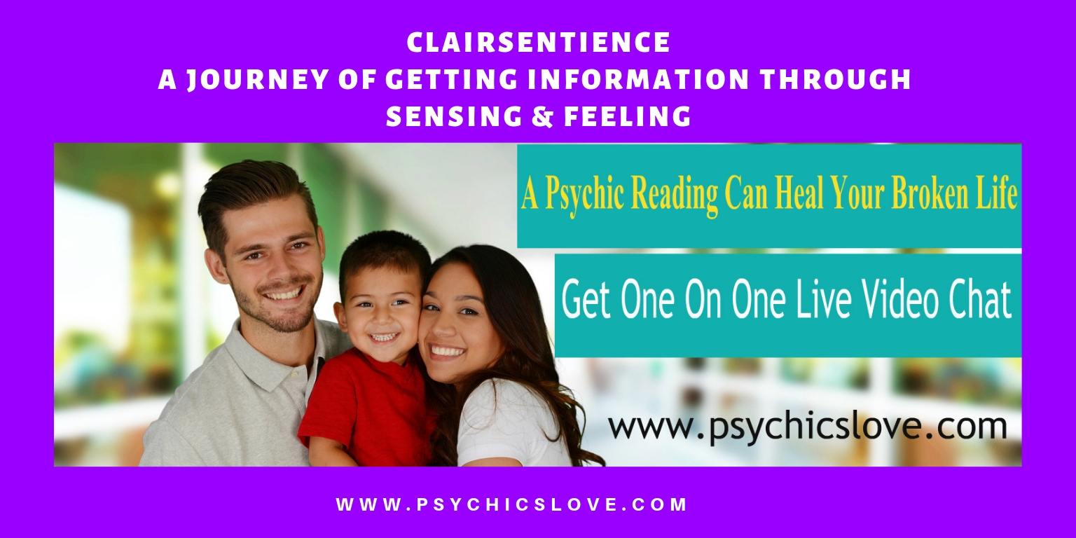 Clairsentience Meaning